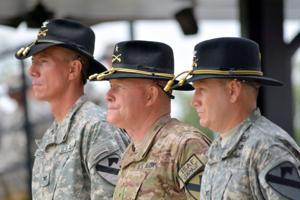 3BCT Command Change Ceremony