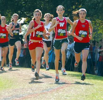 Roos' Anderson-Kappa runs to top-five finish at state meet