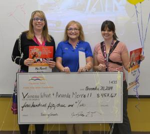 Education grant giveaway