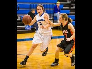 Lampasas vs Llano Basketball | Girls Basketball