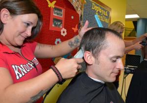 Church 'hair' event