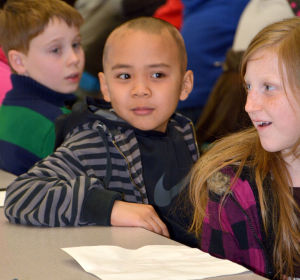 Williams Ledger participates in Read Across America