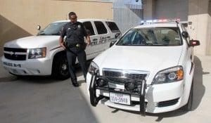 Killeen Police Cars