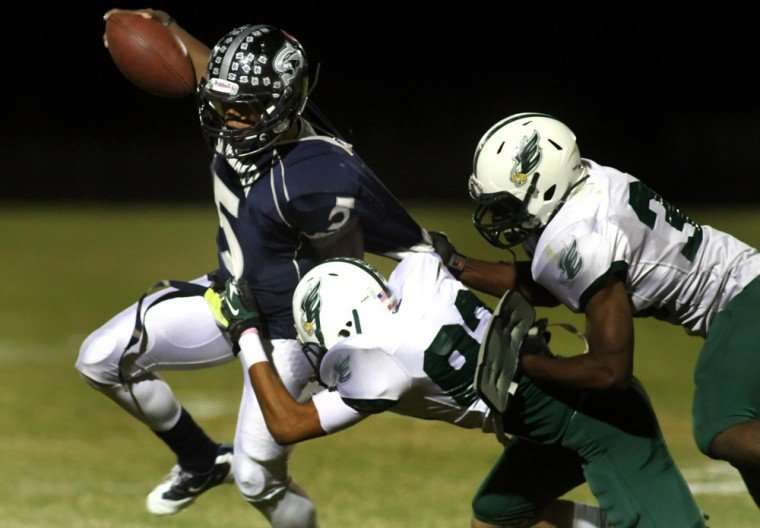 Football: Shoemaker v. Ellison 11.09.12