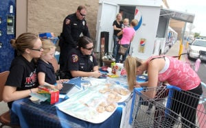 Killeen Police Department Fundraiser
