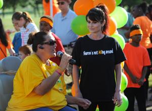 Annual Killeen MS walk fundraiser draws hundreds to Carl Levin Park