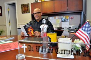 Rev. Dr. Campbell new book