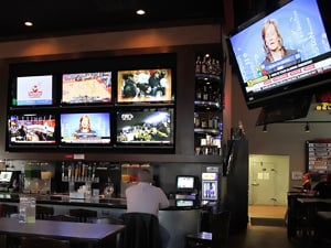 Local sports bars get ready for large crowds to watch big game