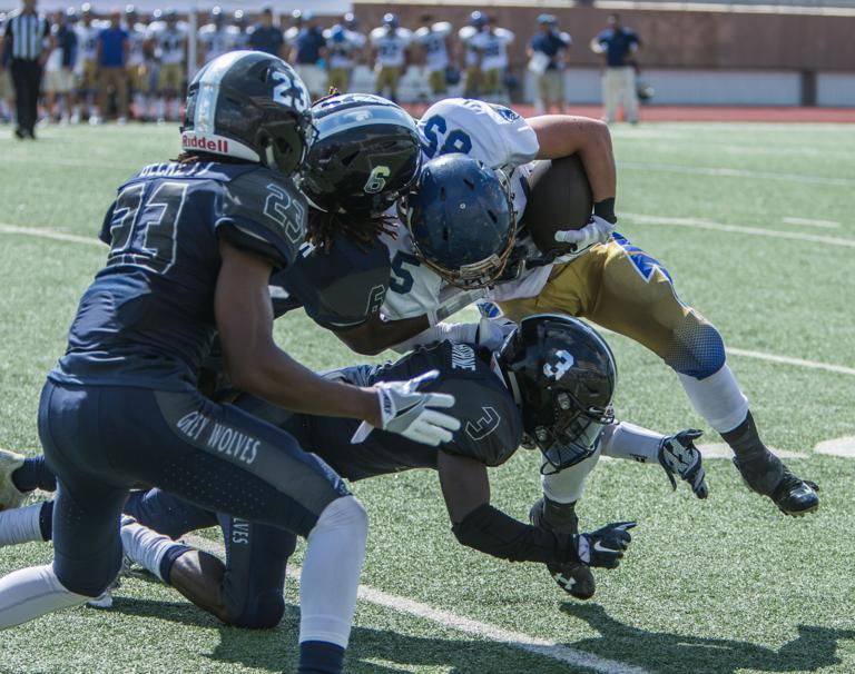 FOOTBALL: Mexican team's impressive win over Wolves not lost on Bulldawgs