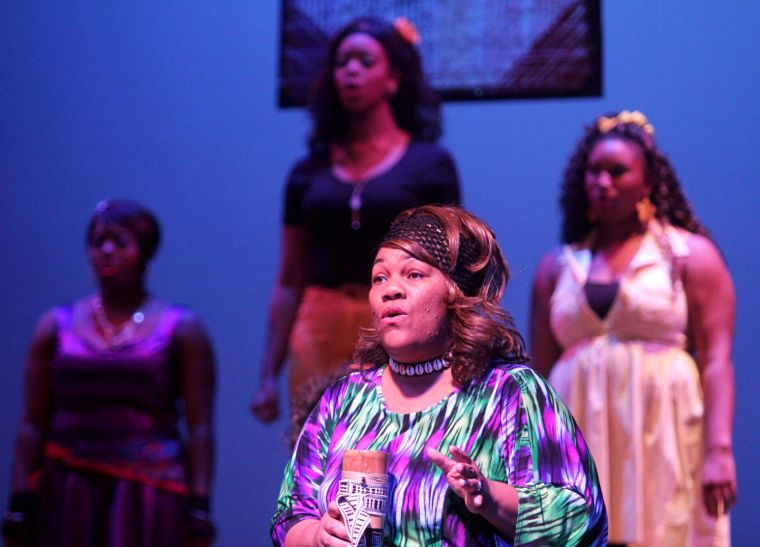 Vive Les Arts - For Colored Girls...