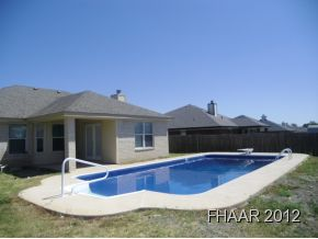 What? An Inground pool, 4 bedrooms, 2 baths and