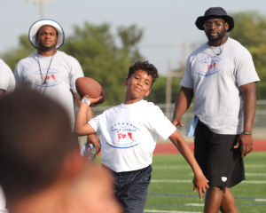 Hometown Heroes Football Camp