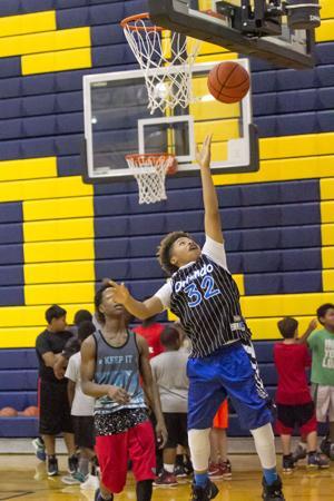 Basketball Camp CCHS