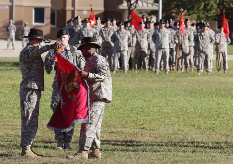 'Long Knife' BCT inactivates