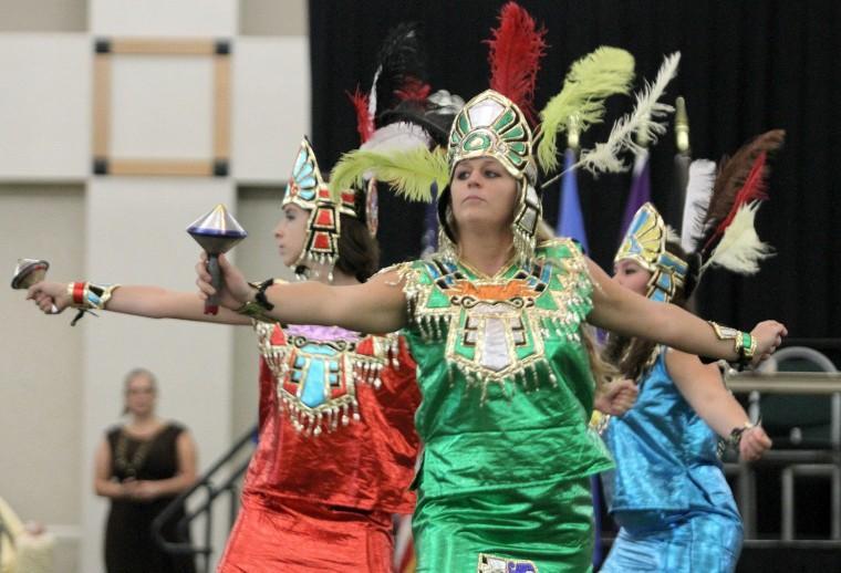 Four Winds powwow
