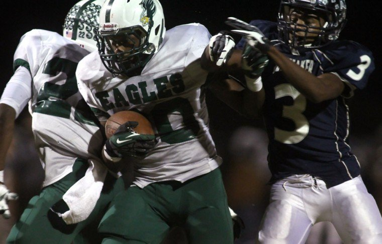 Football: Shoemaker v. Ellison 11.09.12