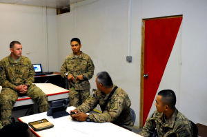 Xavier University over-represents 3d Cav Regiment's behavioural health team