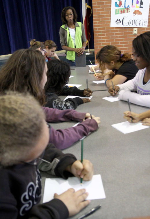 Boys and Girls Club Anti-Bullying Session