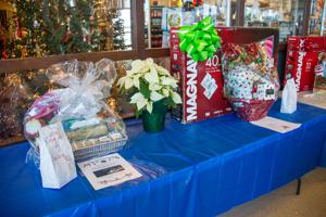 Seton Medical Center gift baskets