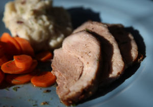 Pork roast recipe