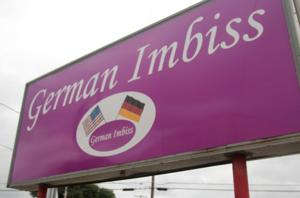 German Imbiss