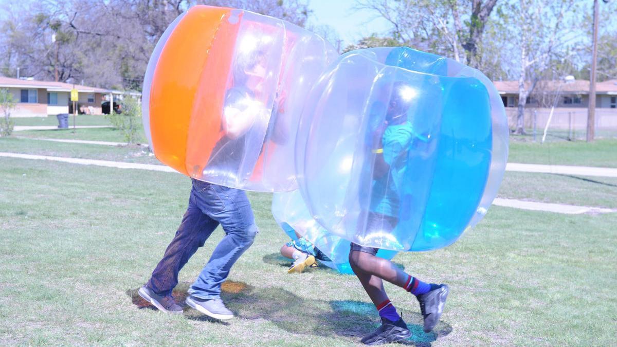 Centers host spring break fun