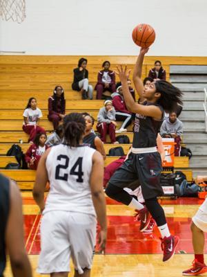 Harker Heights v Killeen Basketball