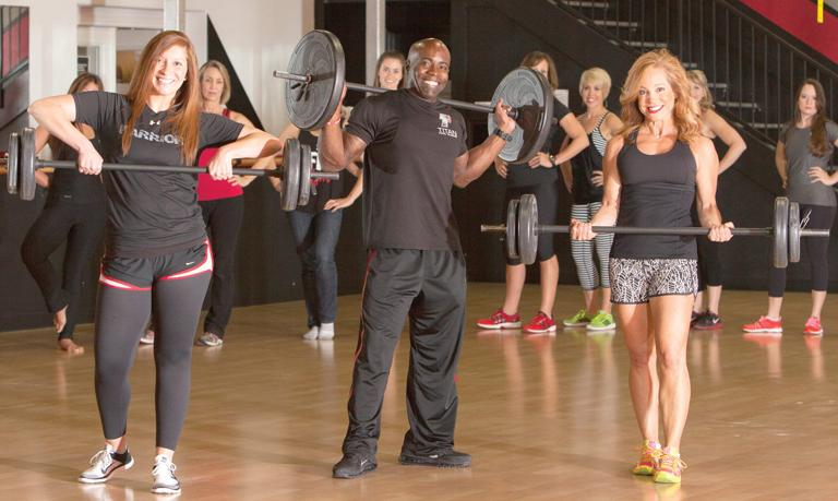 At Titan Total Training, fitness comes first