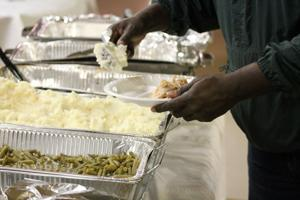 VFW Thanksgiving