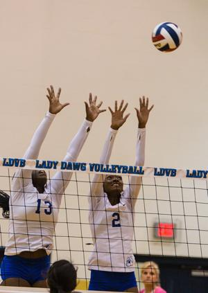 Copperas Cove-Stony Point Volleyball