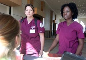 Central Texas College nursing job fair