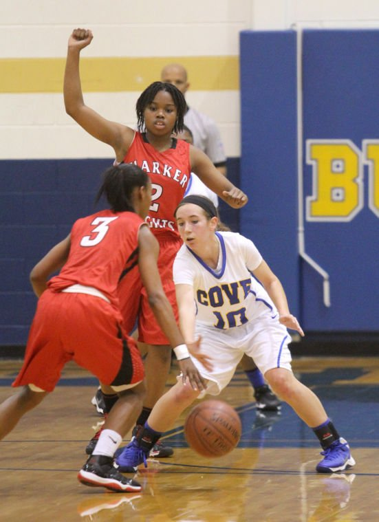 Girls Basketball: Cove v. Heights