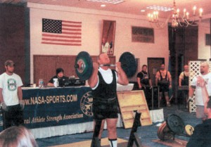 Local powerlifter headed to first World Cup at age 54