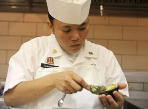 Fort Hood Iron Chef