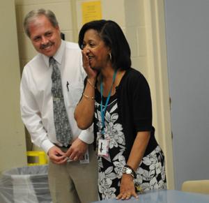 Bellaire teacher gets surprise