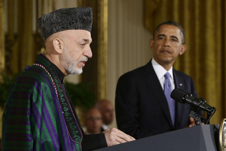 United States-Afghanistan