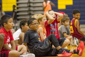 Basketball Camp CCHS