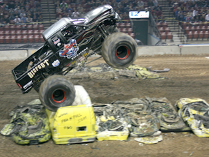 Monster truck show coming to Bell County Expo Center