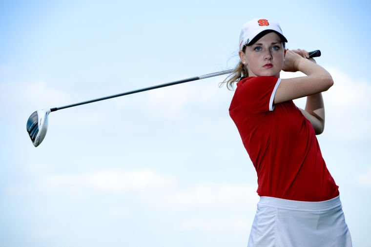 Salado girls golf - Sarah Colley