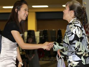 Education Foundation honors top CCHS seniors