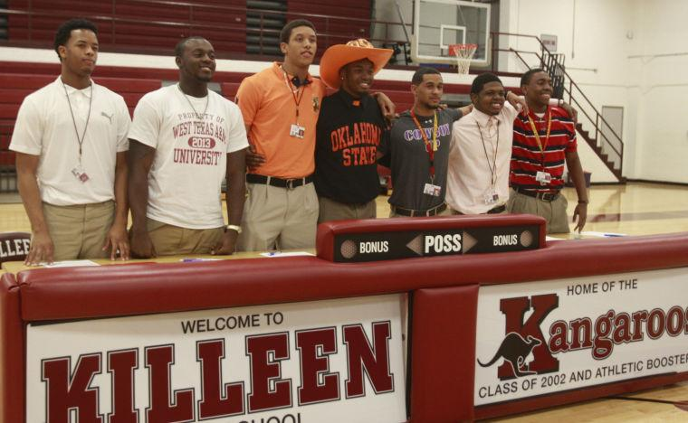 Killeen National Signing Day