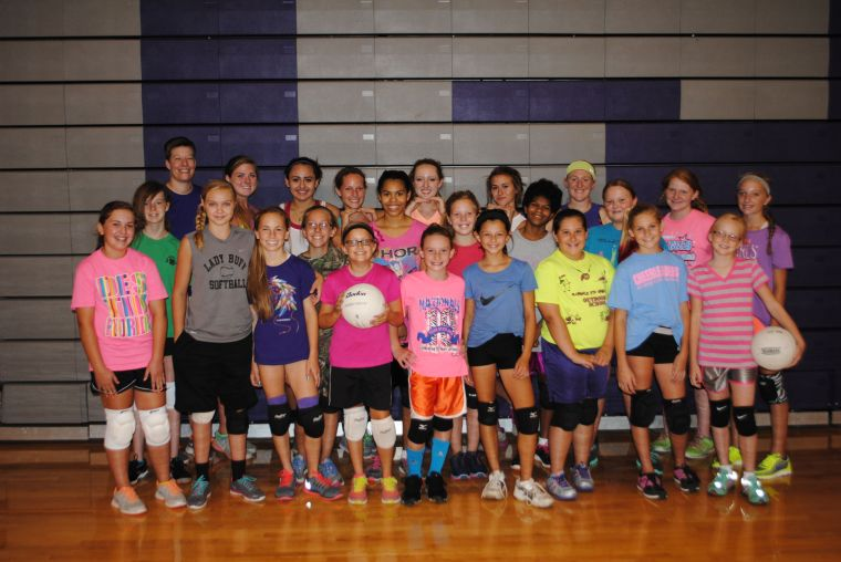 Florence Volleyball Camp