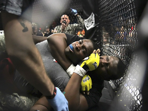 Combatives champs crowned