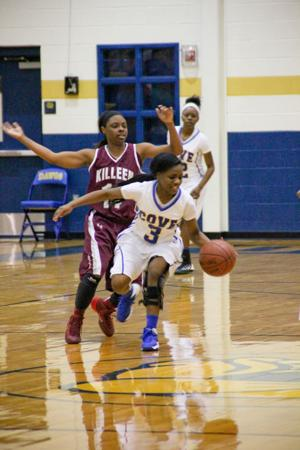 Killeen girls at Copperas Cove