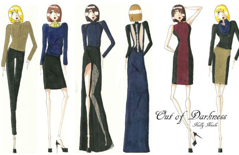 Kelly Druce's fashion line