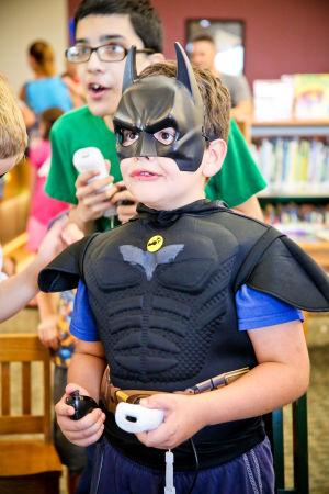 Batman celebration