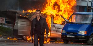 "<p>This image released by Relativity Media shows Pierce Brosnan in a scene from the film, ""The November Man."" </p>"