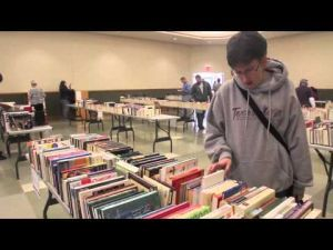 Stewart C. Meyer Library Book Sale
