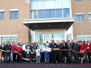 Metroplex opens Hemingway Building