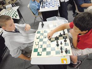 Clear Creek chess team goes to nationals